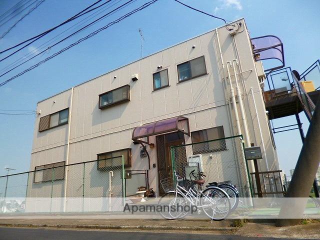 埼玉県富士見市、志木駅徒歩31分の築33年 4階建の賃貸マンション