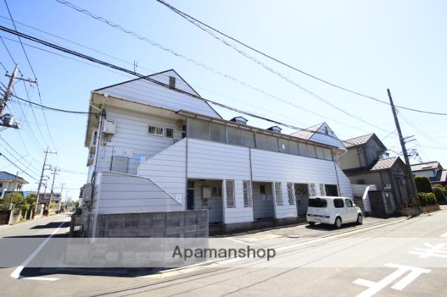 埼玉県川越市、上福岡駅徒歩42分の築28年 2階建の賃貸アパート
