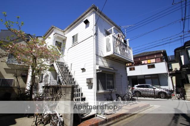 埼玉県川越市、上福岡駅徒歩50分の築25年 2階建の賃貸アパート