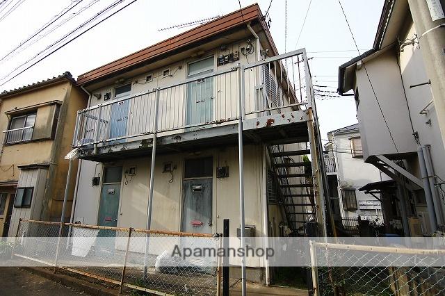 埼玉県川越市、ふじみ野駅徒歩22分の築48年 2階建の賃貸アパート