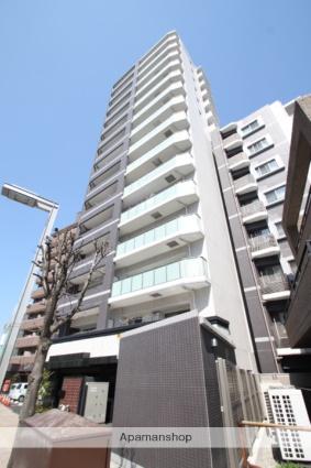 埼玉県志木市、朝霞台駅徒歩21分の築3年 15階建の賃貸マンション