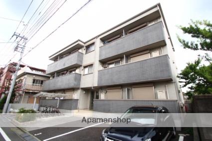 埼玉県川越市、南古谷駅徒歩5分の築4年 3階建の賃貸マンション