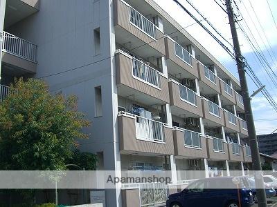 埼玉県川越市、新河岸駅徒歩13分の築23年 4階建の賃貸マンション