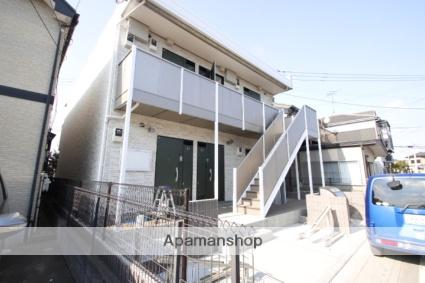 埼玉県川越市、南古谷駅徒歩14分の新築 2階建の賃貸アパート