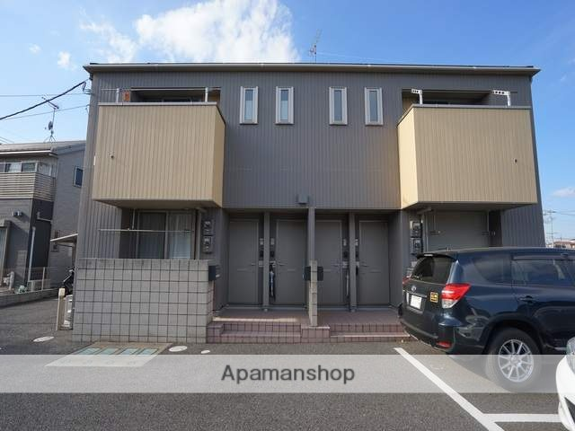 埼玉県川越市、南古谷駅徒歩7分の築8年 2階建の賃貸アパート