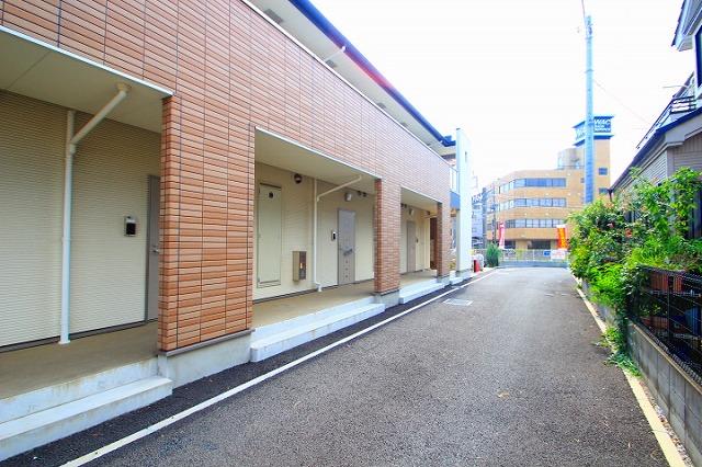 埼玉県富士見市、志木駅徒歩48分の築6年 2階建の賃貸アパート