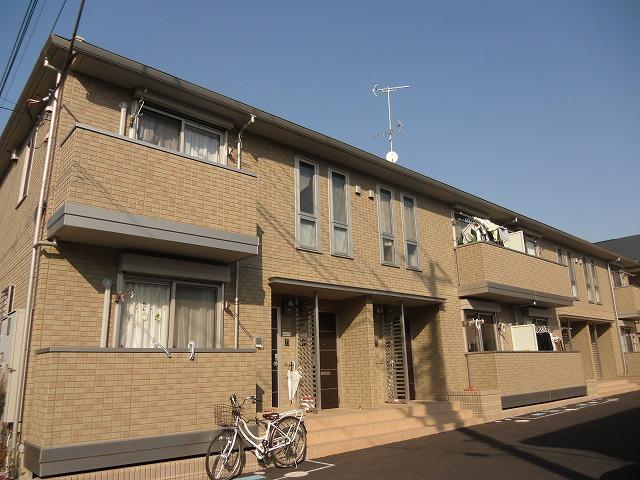 埼玉県朝霞市、和光市駅徒歩23分の築7年 2階建の賃貸アパート