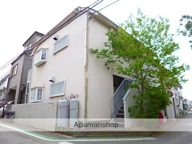 埼玉県富士見市、みずほ台駅徒歩10分の築29年 2階建の賃貸アパート