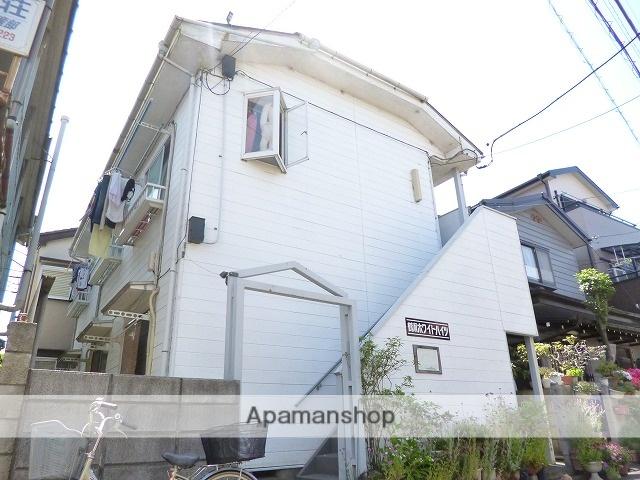 埼玉県富士見市、みずほ台駅徒歩30分の築25年 2階建の賃貸アパート