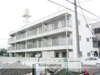 埼玉県川越市、新河岸駅徒歩7分の築28年 3階建の賃貸マンション