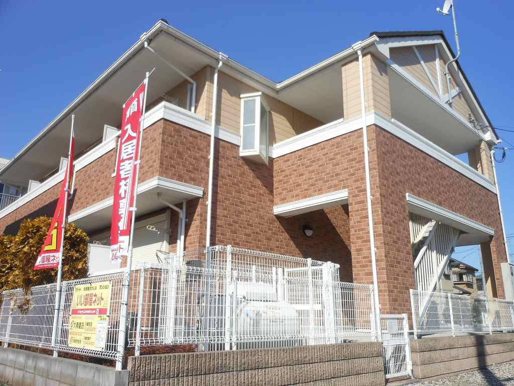 埼玉県川越市、南古谷駅徒歩10分の築12年 2階建の賃貸アパート