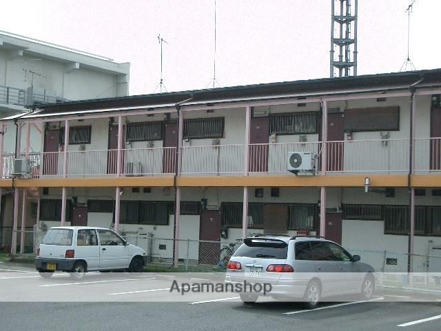 埼玉県入間郡三芳町、鶴瀬駅バス15分*下車後徒歩1分の築41年 2階建の賃貸アパート