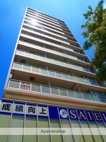 埼玉県富士見市、ふじみ野駅徒歩2分の築11年 14階建の賃貸マンション