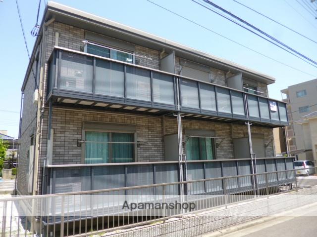 埼玉県富士見市、鶴瀬駅徒歩30分の築12年 2階建の賃貸アパート