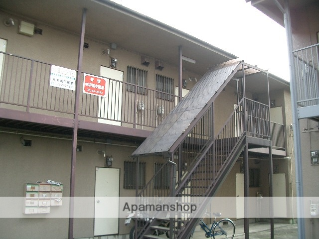 埼玉県川越市、上福岡駅徒歩13分の築30年 2階建の賃貸アパート