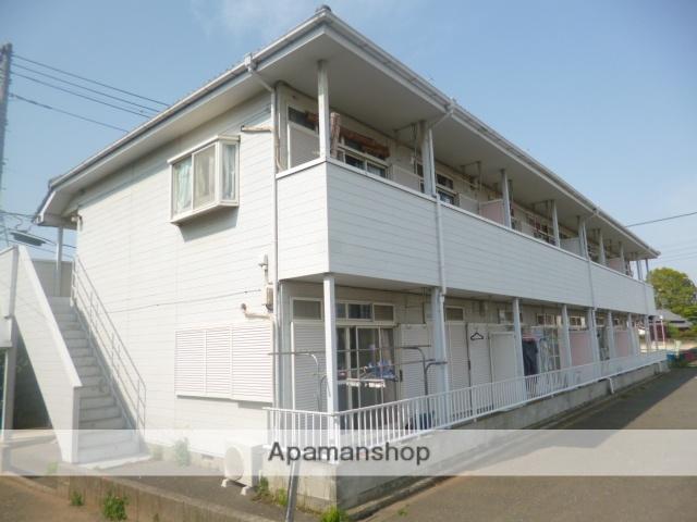 埼玉県富士見市、鶴瀬駅徒歩24分の築32年 2階建の賃貸アパート