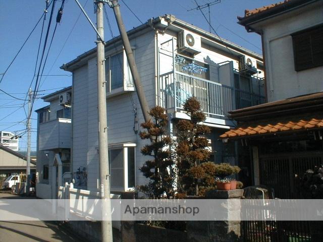 埼玉県川越市、ふじみ野駅徒歩39分の築24年 2階建の賃貸アパート