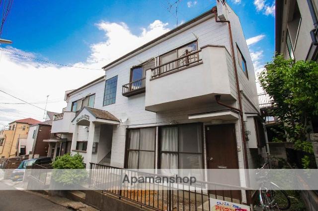 埼玉県川越市、上福岡駅徒歩8分の築30年 2階建の賃貸アパート
