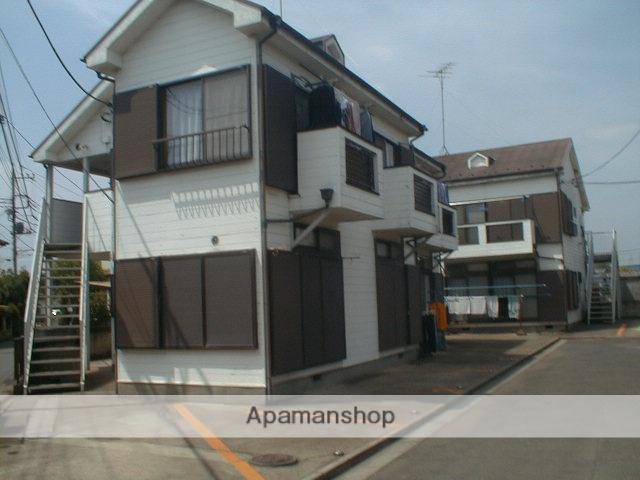 埼玉県川越市、南古谷駅徒歩39分の築28年 2階建の賃貸アパート