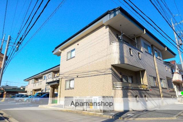 埼玉県川越市、新河岸駅徒歩8分の築11年 2階建の賃貸アパート