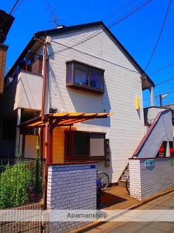 埼玉県ふじみ野市、ふじみ野駅徒歩23分の築28年 2階建の賃貸アパート