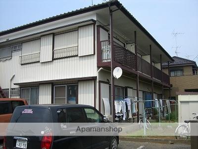 埼玉県富士見市、みずほ台駅徒歩6分の築37年 2階建の賃貸アパート