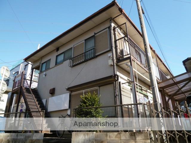 埼玉県富士見市、志木駅徒歩41分の築31年 2階建の賃貸アパート