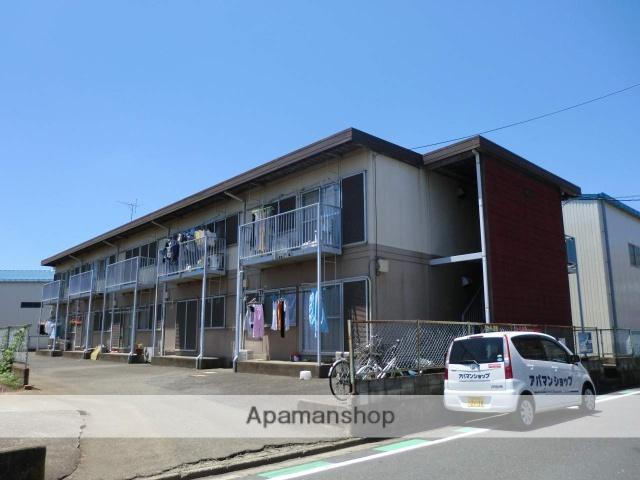 埼玉県富士見市、みずほ台駅徒歩8分の築38年 2階建の賃貸アパート