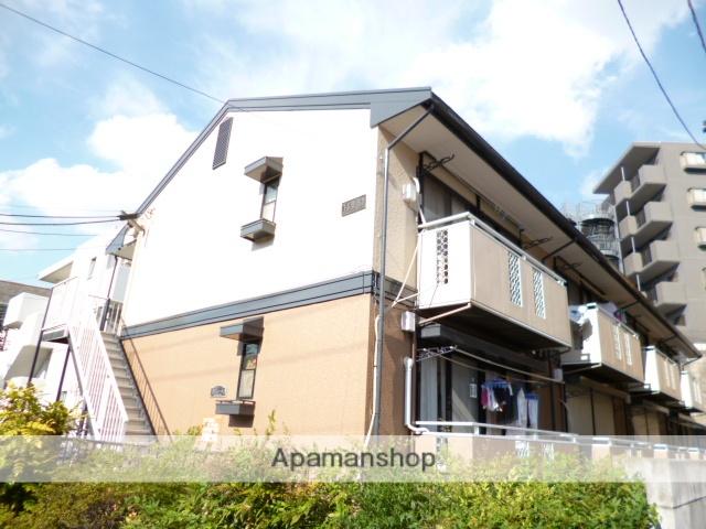 埼玉県富士見市、柳瀬川駅徒歩17分の築30年 2階建の賃貸アパート