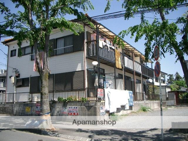 埼玉県富士見市、柳瀬川駅徒歩25分の築28年 2階建の賃貸アパート