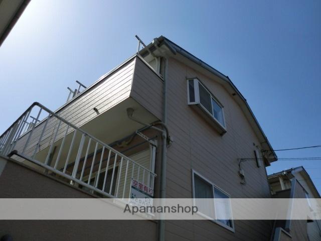 埼玉県富士見市、志木駅徒歩34分の築27年 2階建の賃貸アパート
