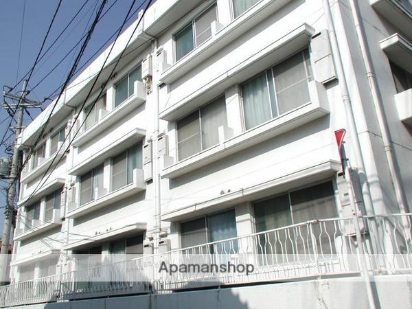 埼玉県富士見市、志木駅徒歩46分の築32年 3階建の賃貸マンション