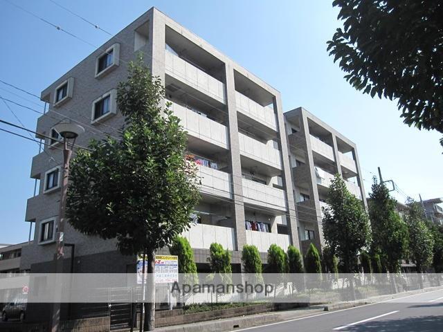 埼玉県富士見市、ふじみ野駅徒歩4分の築15年 5階建の賃貸マンション