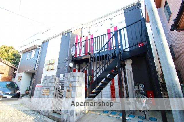 埼玉県ふじみ野市、ふじみ野駅徒歩8分の築8年 2階建の賃貸アパート