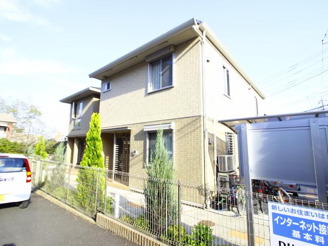 埼玉県朝霞市、北朝霞駅徒歩20分の築3年 2階建の賃貸アパート