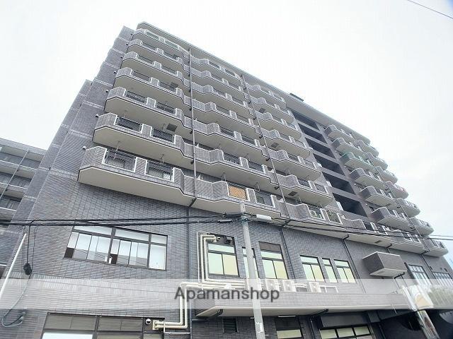 埼玉県新座市、新座駅徒歩19分の築23年 9階建の賃貸マンション