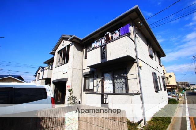 埼玉県志木市、志木駅徒歩12分の築14年 2階建の賃貸アパート