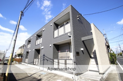 埼玉県川越市、上福岡駅徒歩8分の築5年 2階建の賃貸マンション
