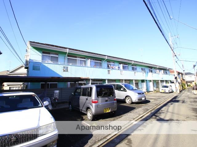 埼玉県川越市、新河岸駅徒歩6分の築29年 2階建の賃貸アパート