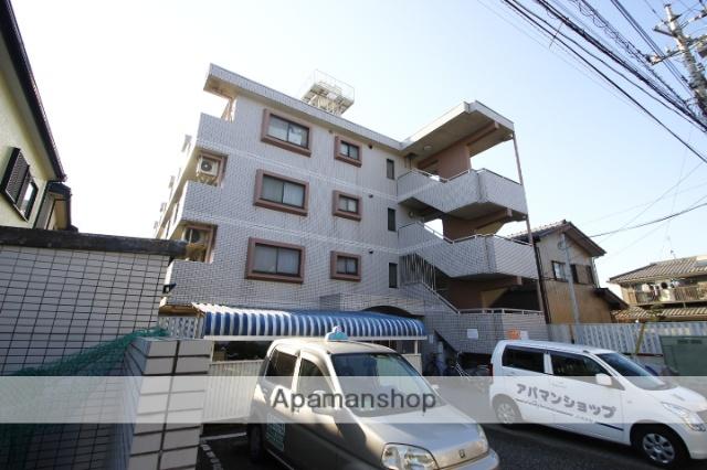 埼玉県川越市、南古谷駅徒歩47分の築26年 4階建の賃貸マンション