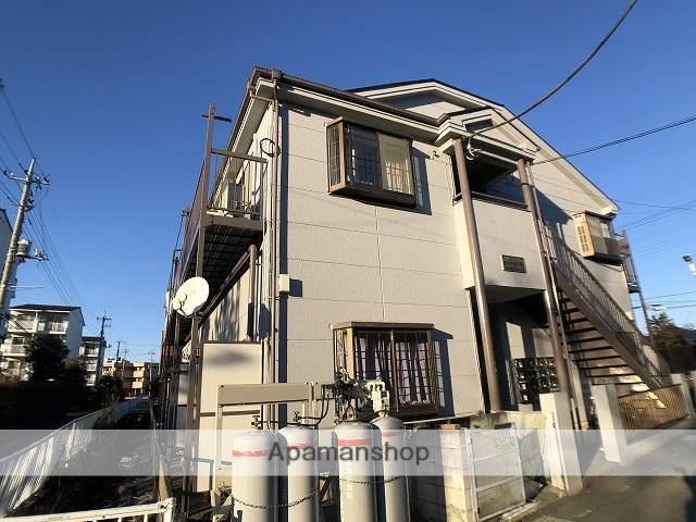 埼玉県川越市、南古谷駅徒歩15分の築28年 2階建の賃貸アパート