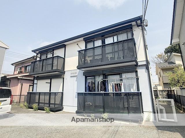埼玉県富士見市、ふじみ野駅徒歩13分の築22年 2階建の賃貸アパート