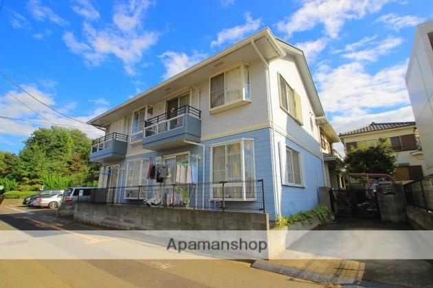 埼玉県富士見市、柳瀬川駅徒歩26分の築22年 2階建の賃貸アパート