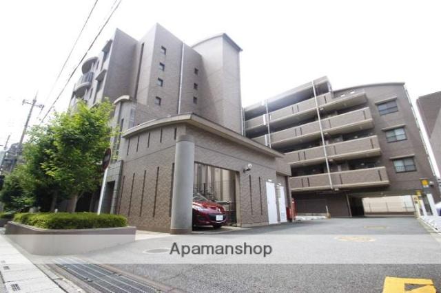 埼玉県富士見市、ふじみ野駅徒歩6分の築17年 5階建の賃貸マンション