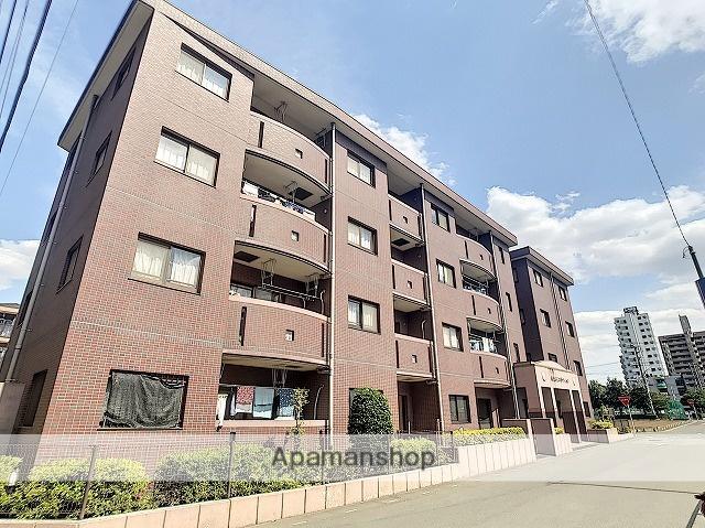 埼玉県富士見市、ふじみ野駅徒歩3分の築15年 4階建の賃貸マンション