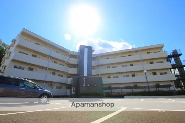 埼玉県入間郡三芳町、みずほ台駅徒歩24分の築28年 4階建の賃貸マンション