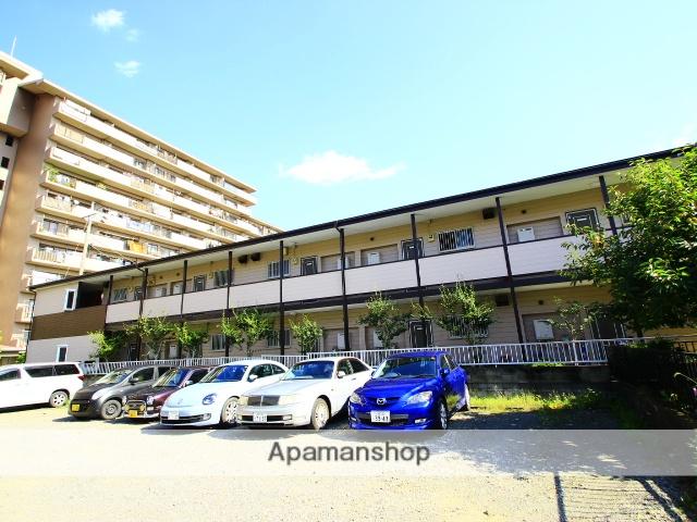 埼玉県川越市、上福岡駅徒歩18分の築27年 2階建の賃貸アパート