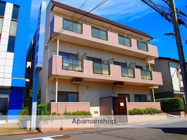 埼玉県川越市、上福岡駅徒歩13分の築25年 3階建の賃貸マンション