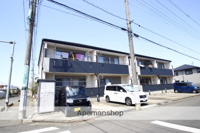 埼玉県川越市、上福岡駅徒歩20分の築5年 2階建の賃貸アパート