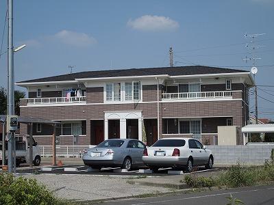 埼玉県川越市、南古谷駅徒歩18分の築7年 2階建の賃貸アパート